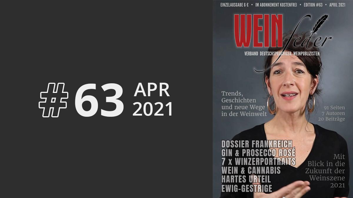 Weinfeder Journal Edition 63